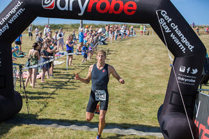 Epic Conditions For Croyde Ocean Triathlon 2018