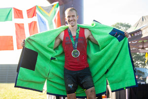 Advice from World Champion OCR Athlete Jon Albon on Training and Kit