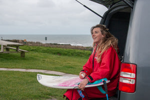 Lucy Campbell on life as a pro surfer and what inspires her