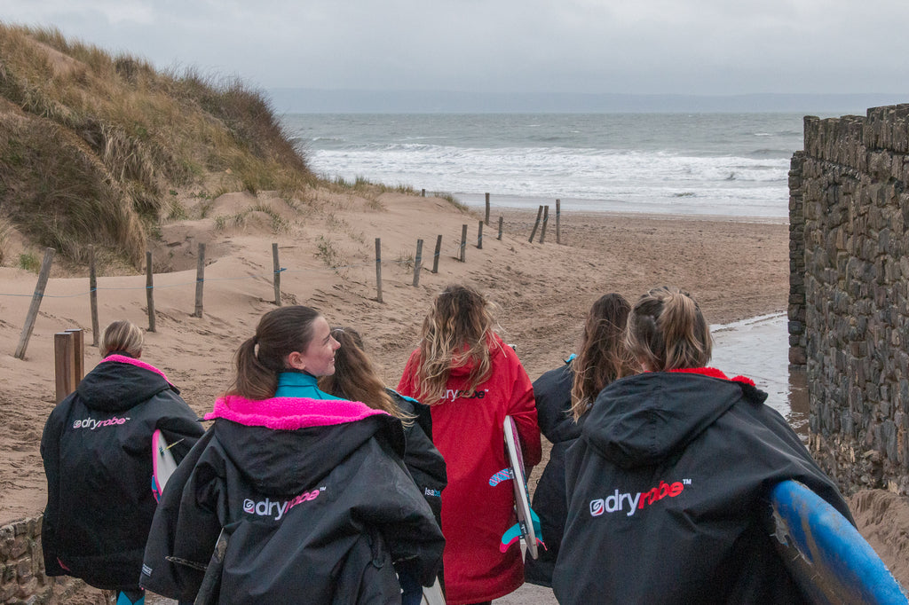 10 tips for how to get girls started in surfing – Lucy Campbell