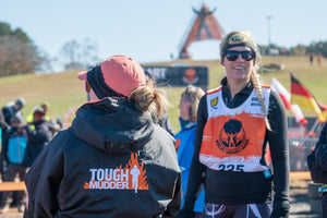 World's Toughest Mudder 2018 - #dryrobeterritory