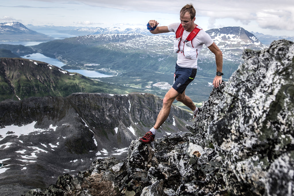 Jonathan Albon - Racing for the $1 million Spartan prize in Iceland