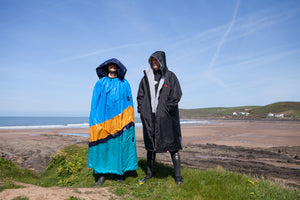 Our Story - How dryrobe got started-up