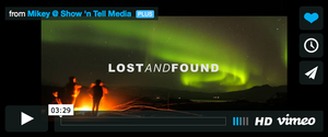 Lost & Found – Stories from beyond the comfort zone