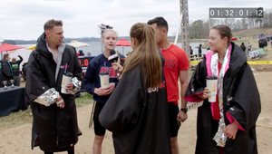 Battlefrog College Championship - Summer 2016 on ESPN - dryrobe