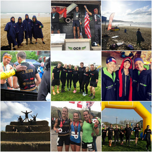 #dryrobeterritory - OCR World Champs, BUCS Surf and Mission Unbreakable