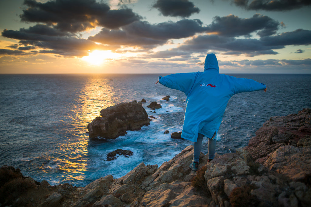 What dryrobe did on Black Friday - #OptOutside