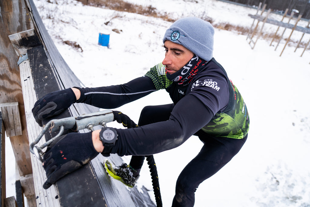Surviving 200 miles of Winter Obstacle Course Racing - Evan Perperis