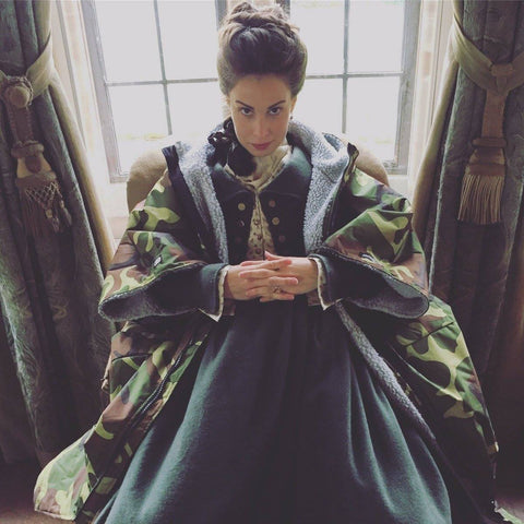dryrobe, dryrobeterritory, heida, reed, actor, poldark, actress