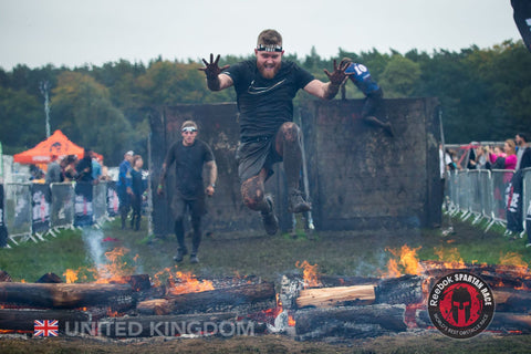 dryrobe, Spartan, Race, windsor, obstacle, course, racing, pete, hill, dryrobeterritory, mud