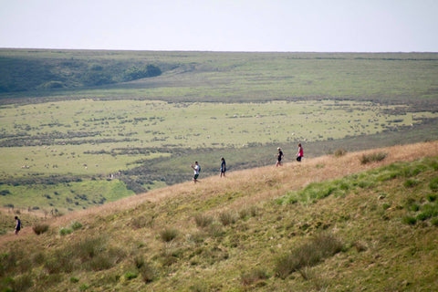 dryrobe, dryrobeterritory, run, running, man, vs, moor, channel, events, exmoor, national, park, pinkery