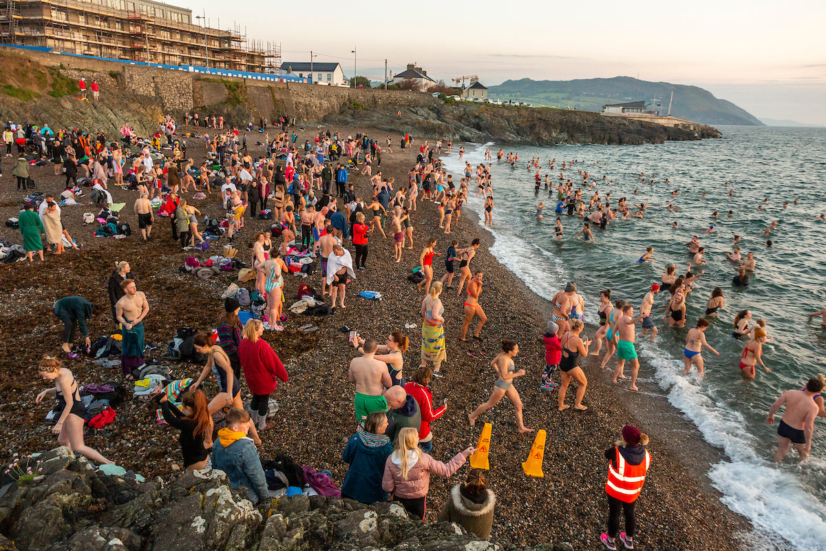 Happy Pear Swimrise, Greystones. May 2019