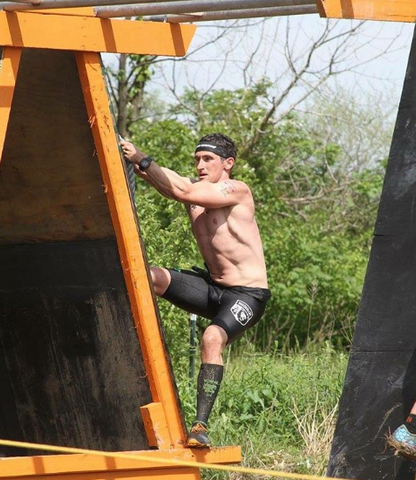 dryrobe, dryrobeterritory, conquer, the gauntlet, pro, team, OCR, obstacle, course, racing, ninja warrior, USA