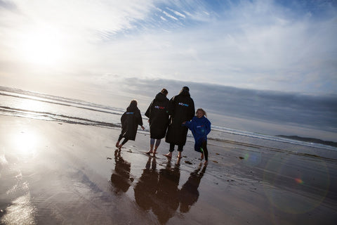 Family traveller awards 2016 dryrobe beach