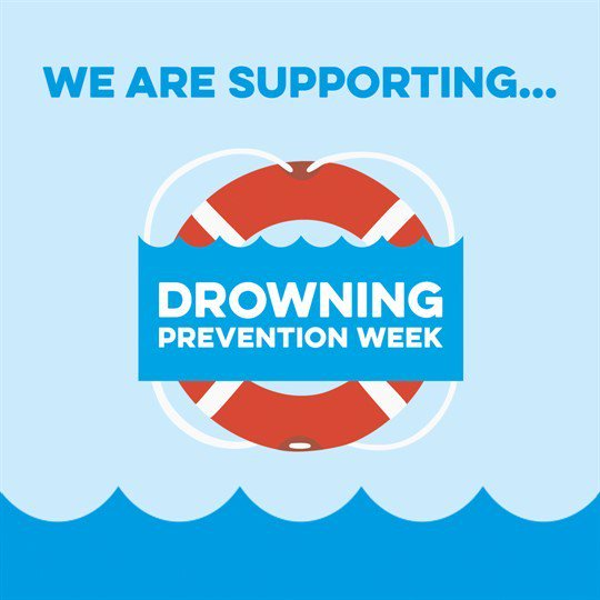 RLSS UK Drowning Prevention Week Advice