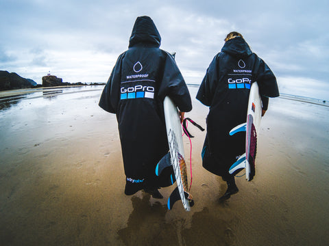 GoPro® - dryrobe® the perfect fit