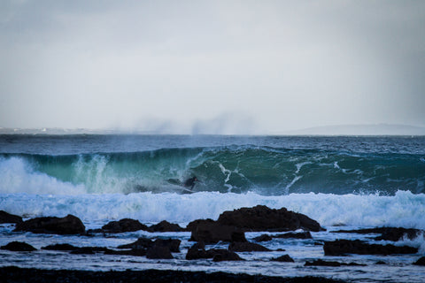 IRELAND SURF | Taz Knight | dryrobe