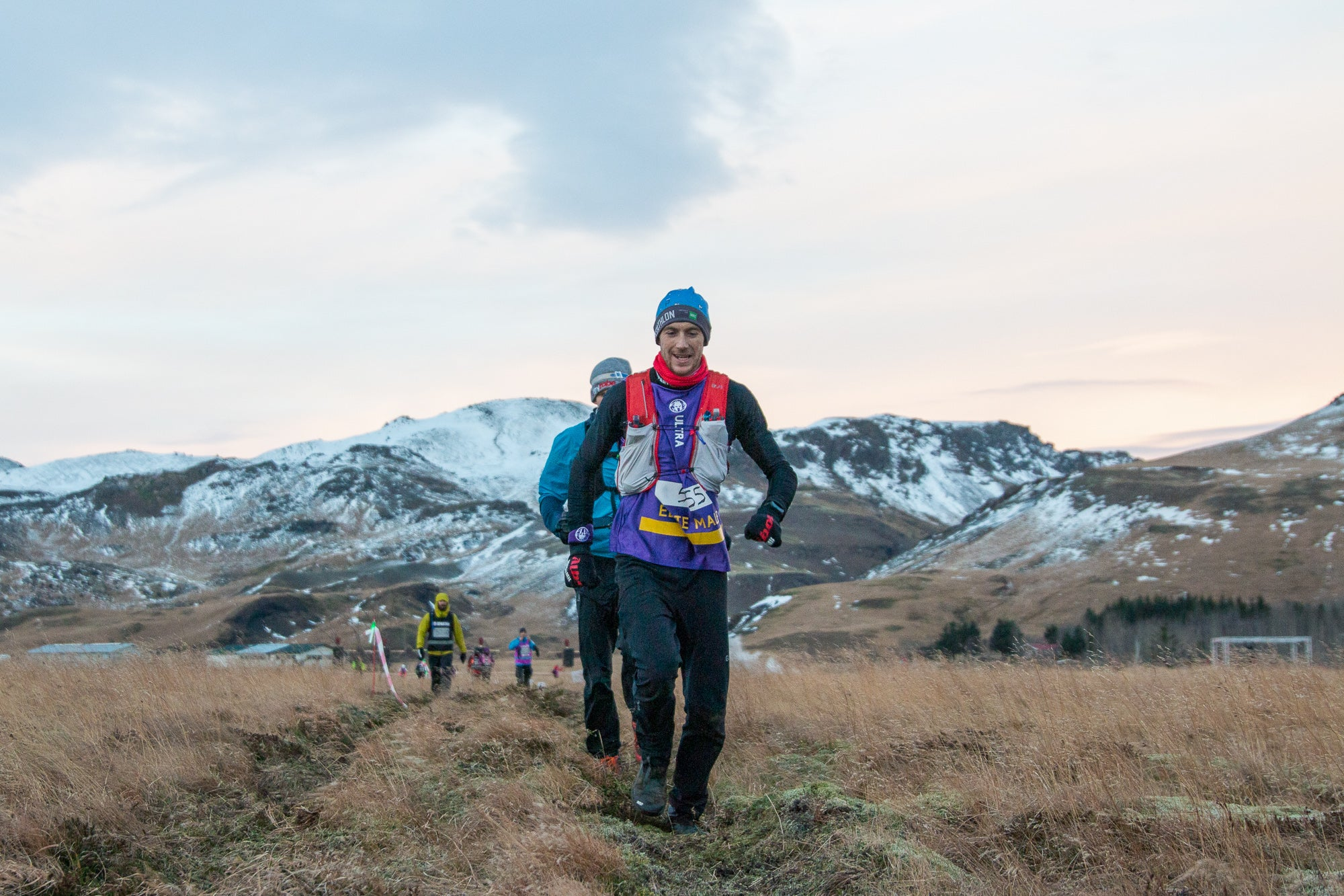 Jon Albon at Spartan Ultra World Championships in Iceland