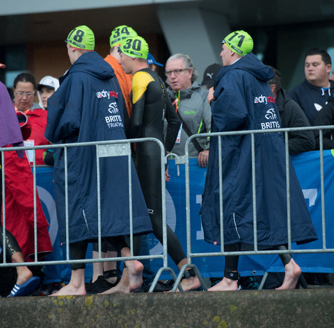ITU, world, triathlon, series, british, tri, rotterdam, dryrobe