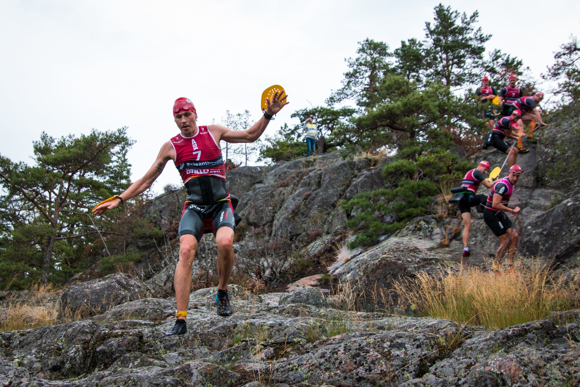 Otillo Swimrun World Championship 2019