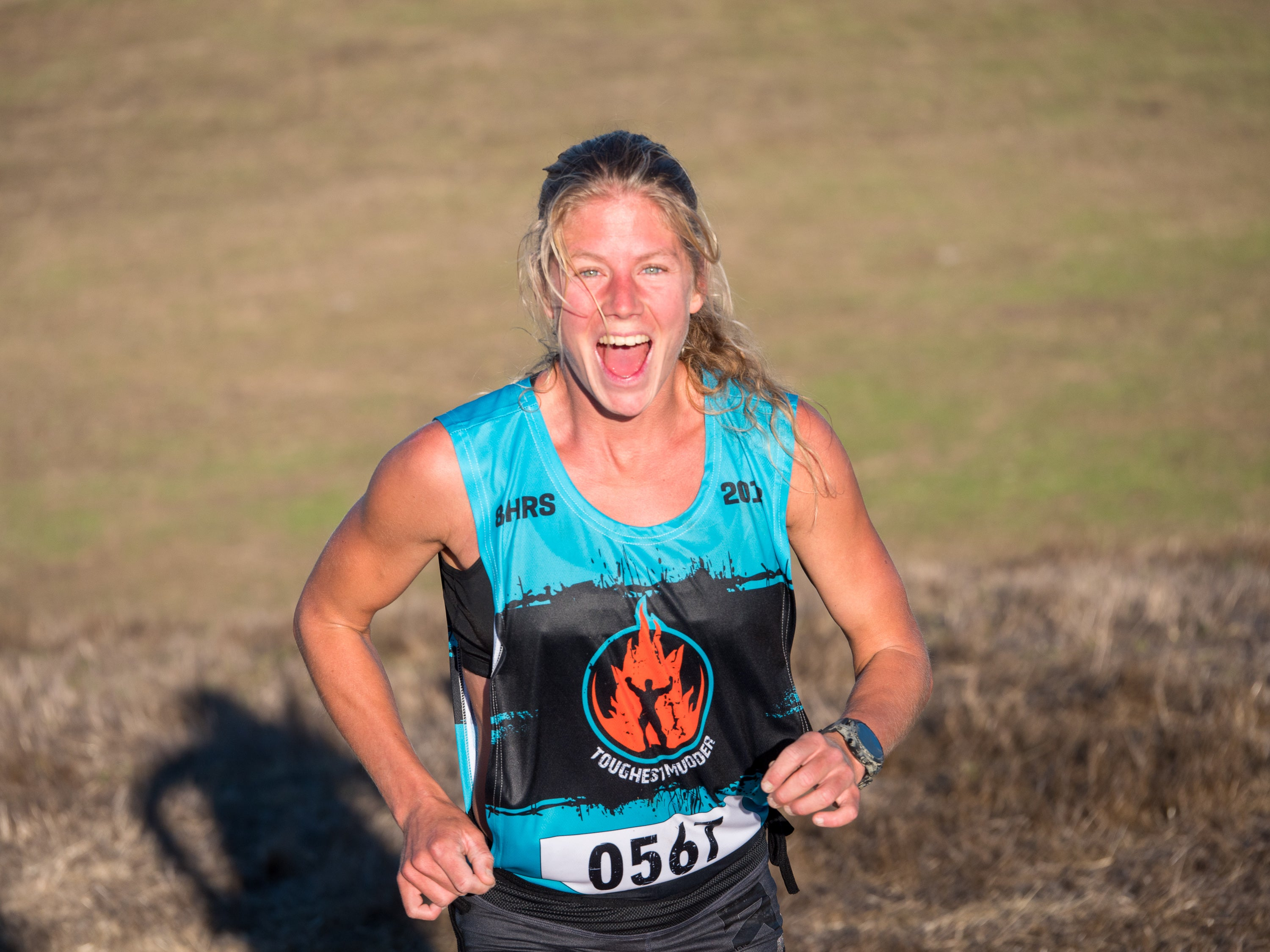 Rea Kolbl - World's Toughest Mudder