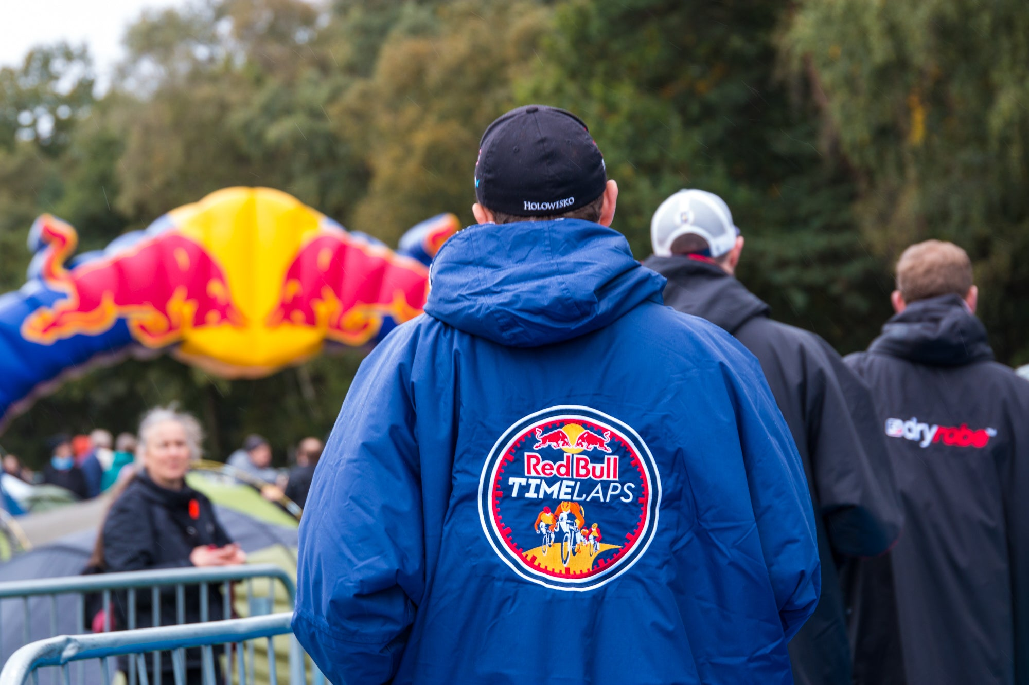 Red Bull Timelaps Limited Edition dryrobe