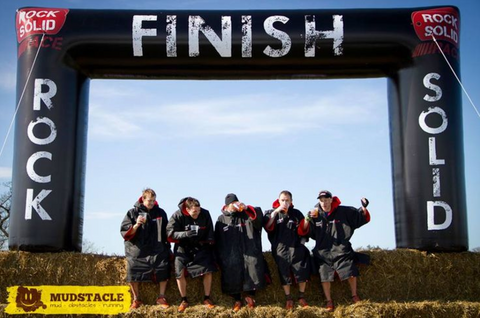 ocr | dryrobe rock solid race | Team inov8