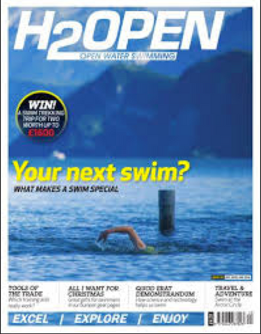 h2open magazine | swim | dryrobe