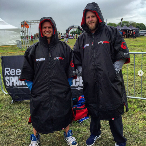 Spartan, OCR, race, obstacle, course, racing, dryrobe