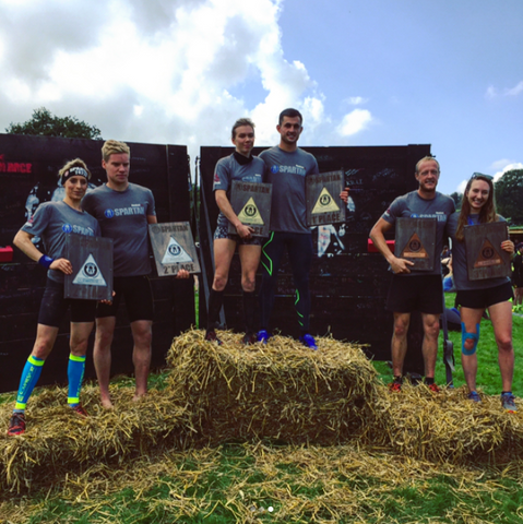 spartan, race, obstacle, course, racing, OCR, dryrobe, marston, lodge, conor, hancock, jade, skillen, scott, barker