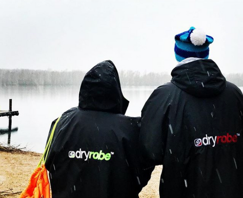 dryrobe, dryrobeterritory, swim, swimming, explore, adventure, outdoors