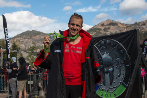 Jon Albon Spartan World Champion 2018