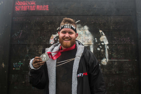 Spartan, race, dryrobe, dryrobeterritory, windsor, OCR, obstacle, course, race