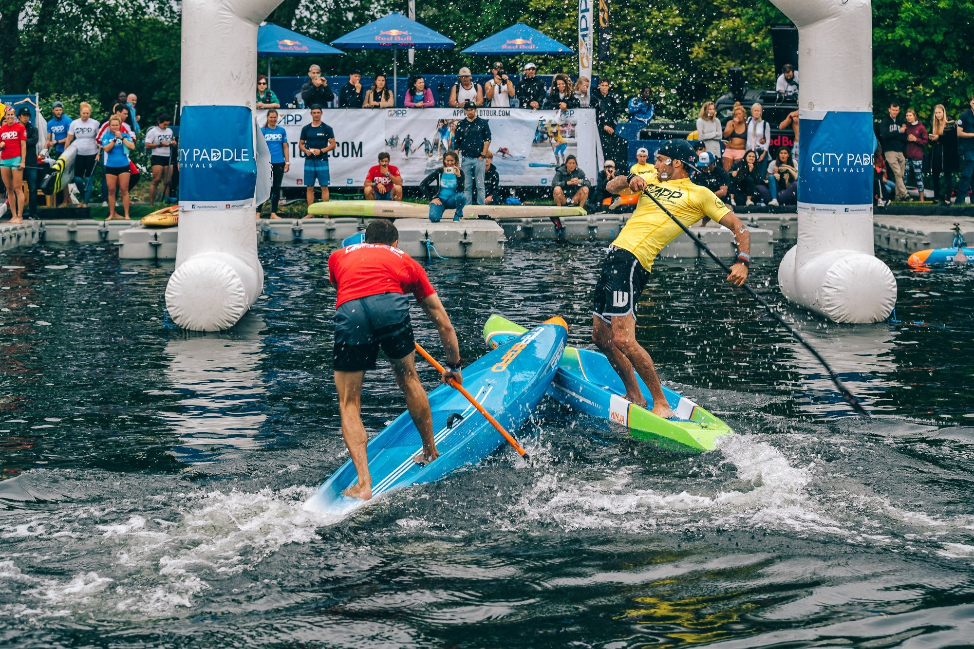 APP World Tour London 2019 - SUP Sprint
