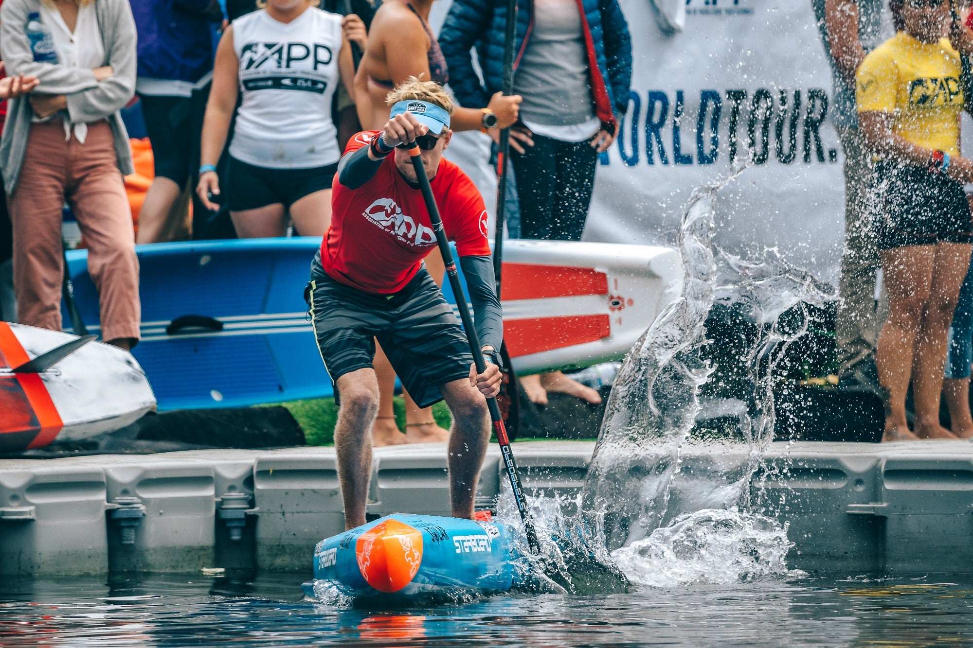 APP World Tour London 2019 - SUP Sprints Hackney