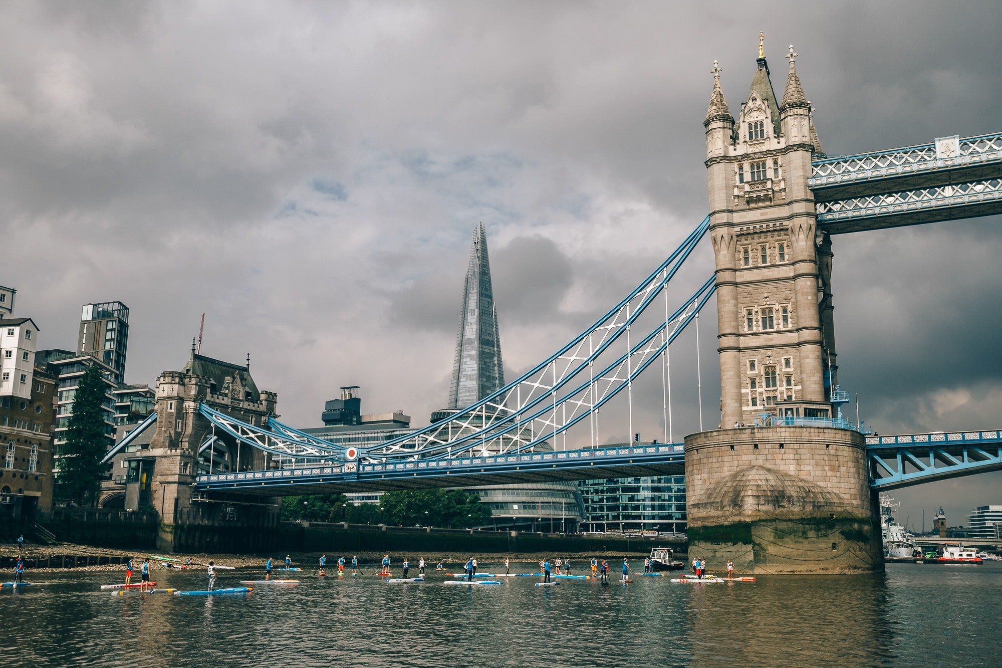 APP World Tour London 2019 Tower Bridge