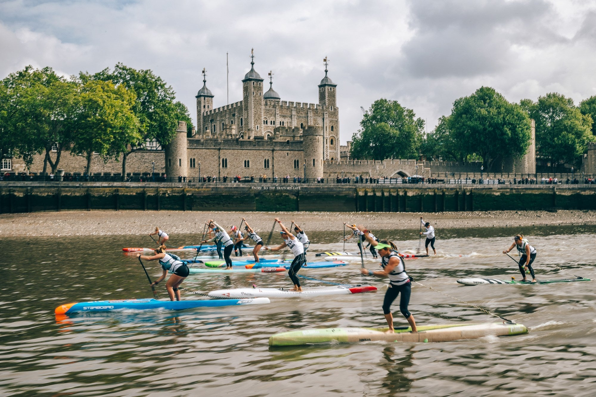 APP World Tour London 2019 Women's Race Tower of London