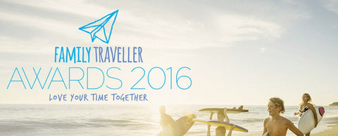 Family traveller awards 2016
