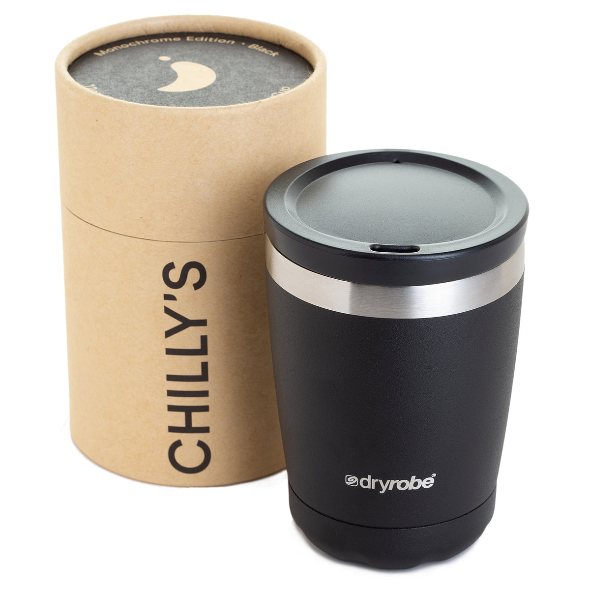1| dryrobe x Chilly's Coffee Cup Studio Packaging