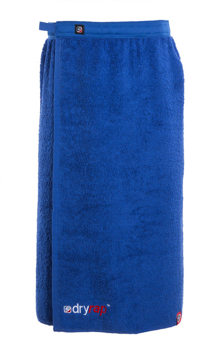 dryrobe - dryrap | hands free surf towel | Blue