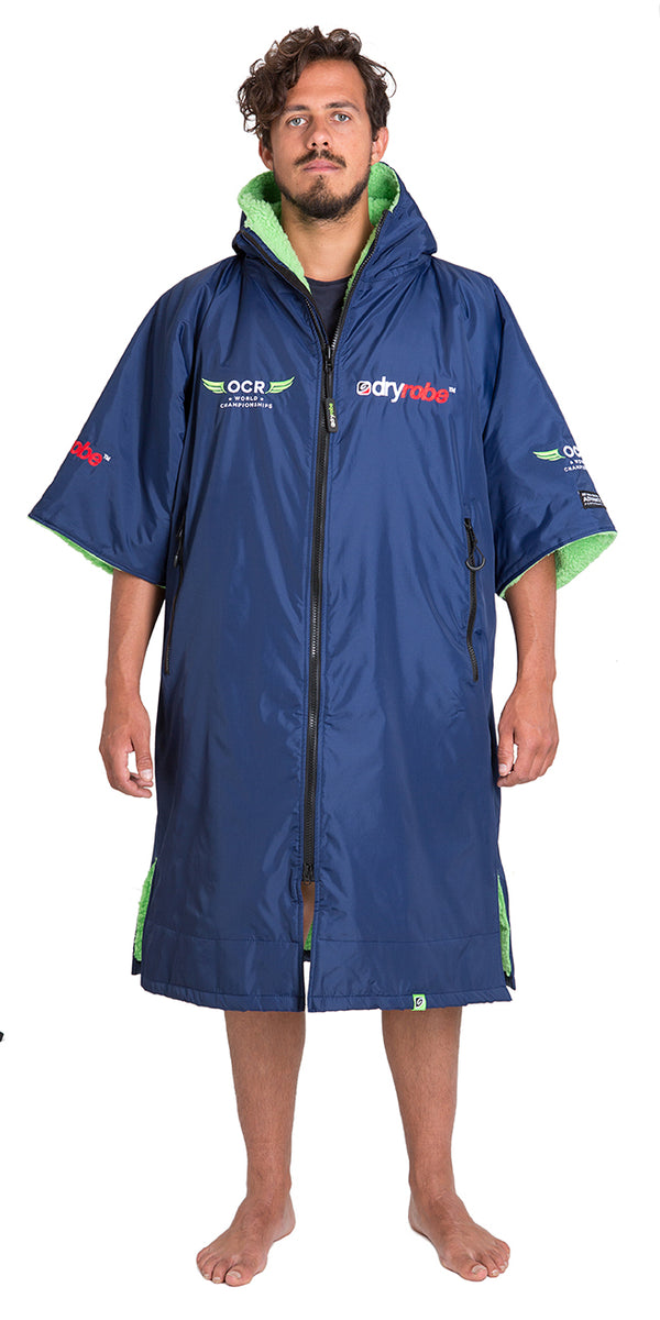 1|L, dryrobe Advance Short Sleeve Large OCR