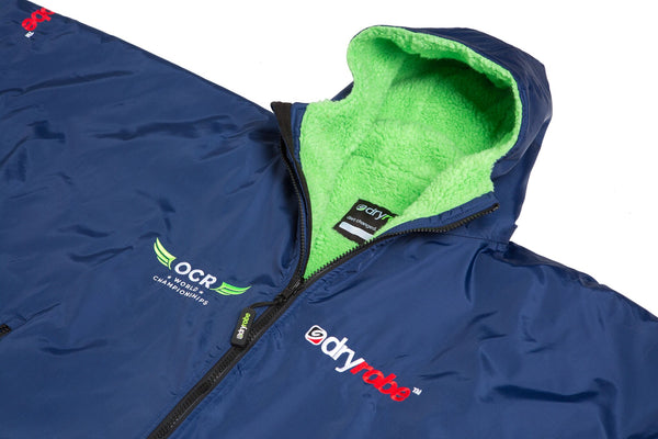 OCR World Championships official dryrobe