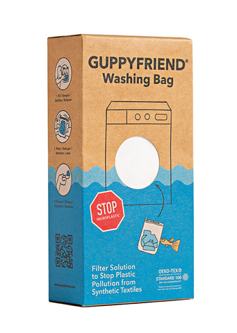 Guppyfriend microfiber washing bag