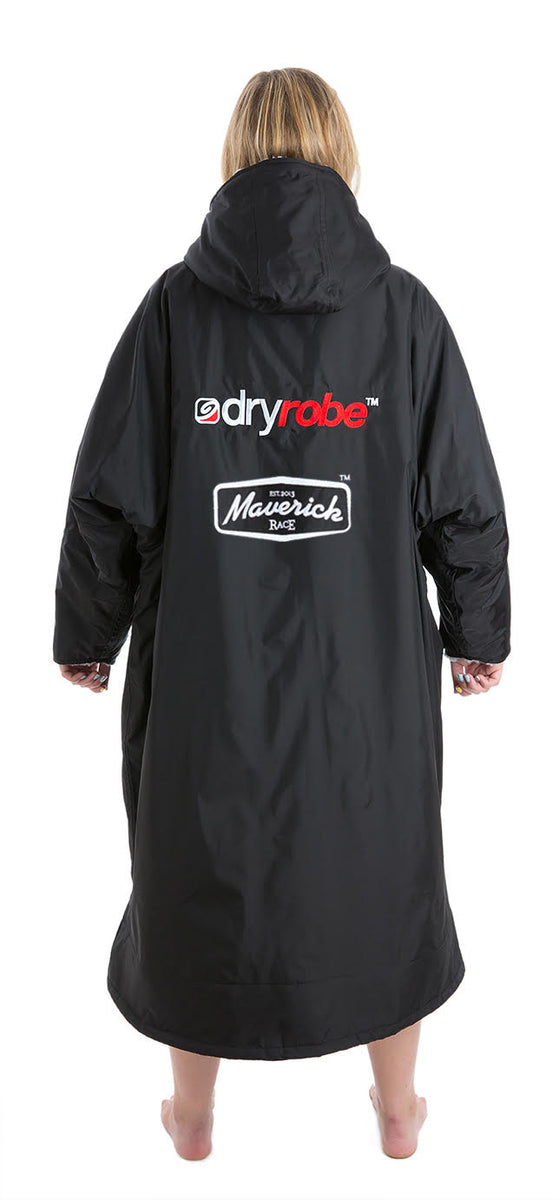 M, dryrobe Advance Long Sleeve Medium Maverick Back