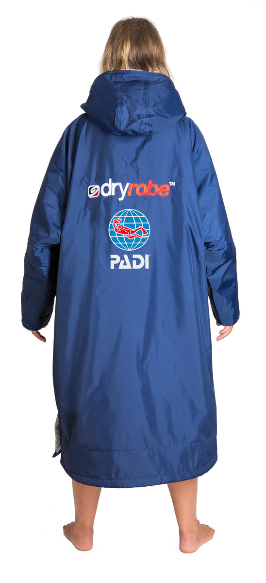 1|M, dryrobe Advance Long Sleeve Medium PADI