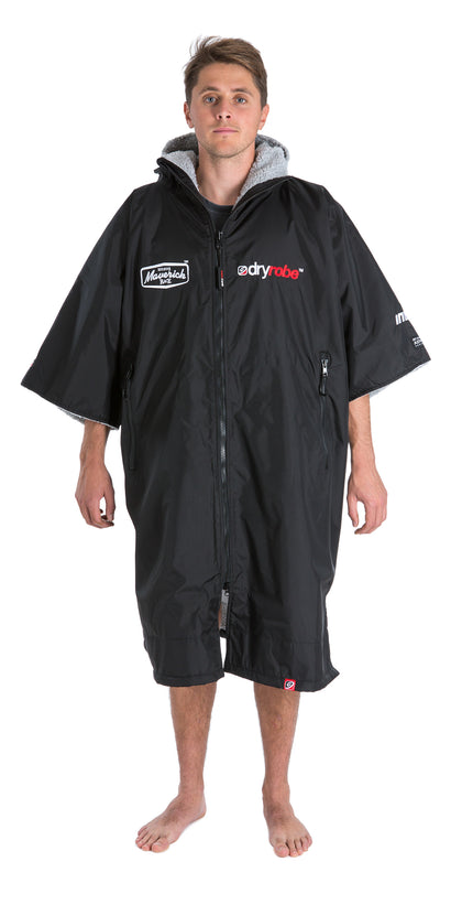 1|L, dryrobe Advance Short Sleeve Large Maverick