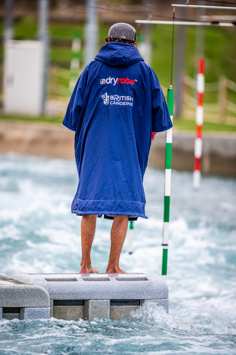 British Canoeing dryrobe Advance