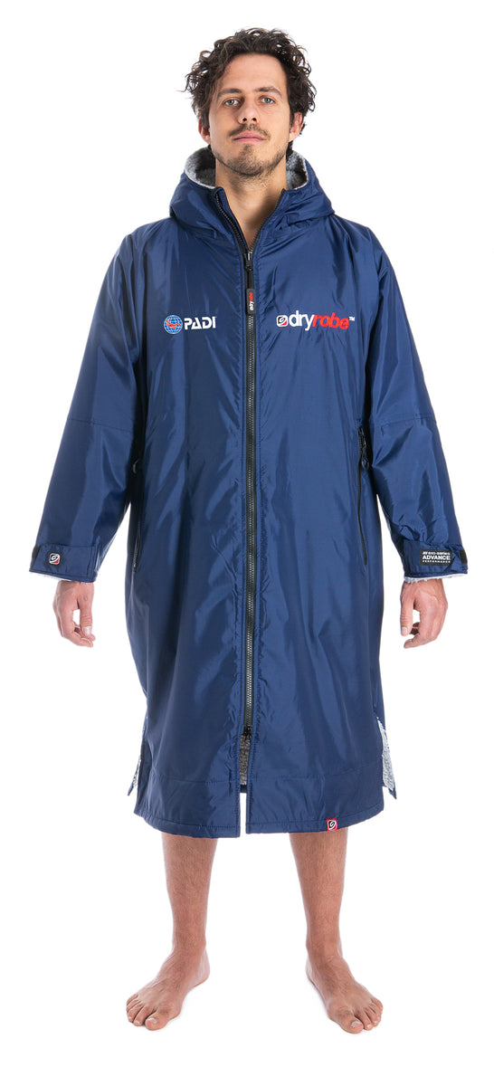 1|L, dryrobe Advance Long Sleeve Large PADI