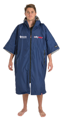 1|L, dryrobe Advance Short Sleeve Large British Canoeing Male Model