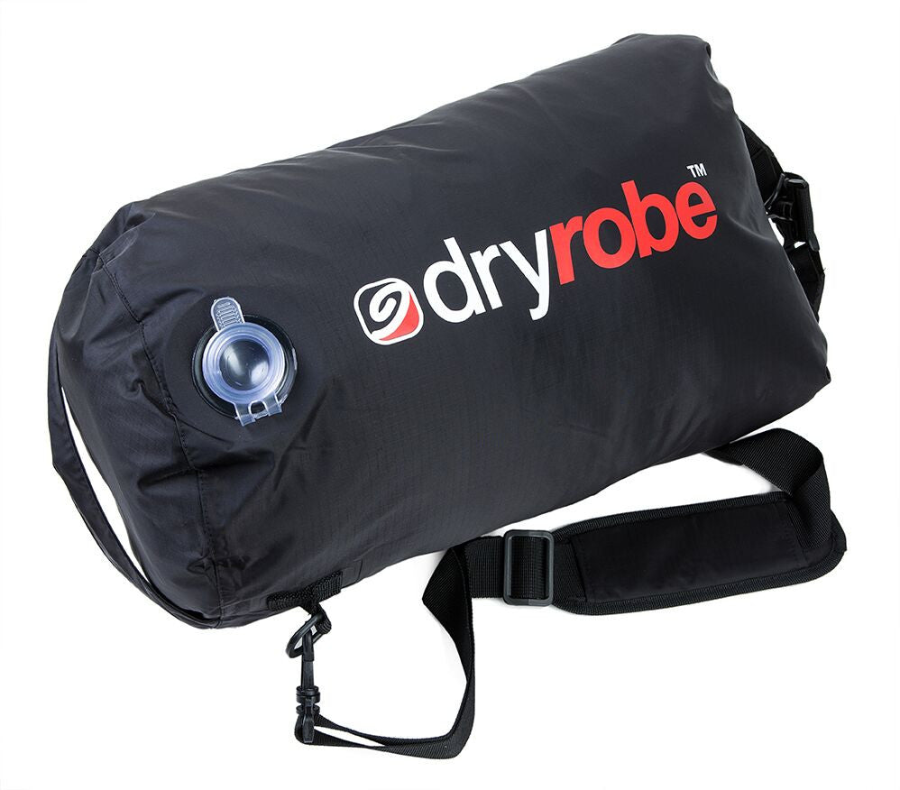 dryrobe compression travel bag